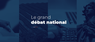Le grand débat national : Participez !
