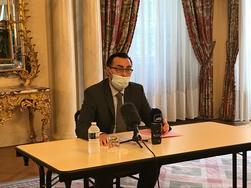 Vaccination, port du masque, réouvertures : point d'étape du préfet Pascal Bolot